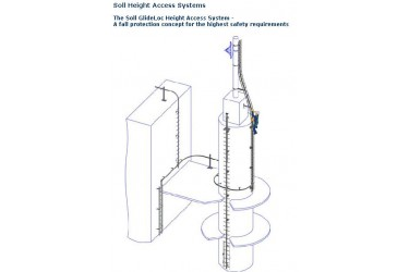 SOLL SYSTEMS, GLIDELOC HEIGHT ACCESS SYSTEMS