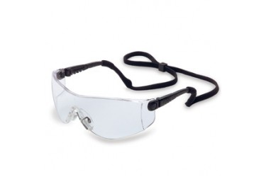 SPERIAN OP-TEMA, PN: 1004947, CLEAR LENS SAFETY GLASSES, BY HONEYWELL PREV. PULSAFE