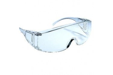 SPERIAN PN100002 VISIOTG-A OVER THE GLASSES SAFETY GLASSES BY HONEYWELL, PREV. PULSAFE