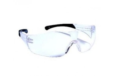 SPERIAN VL1-A, P/N: 100020, CLEAR LENS SAFETY GLASSES BY HONEYWELL, PREV. PULSAFE