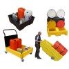 SPILL STATION, DRUM HANDLING & DECANTING EQUIPMENT
