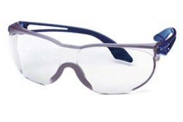 UVEX, 9174-465 SKYLITE SV SPECTACLE, BLUE, LENS: CLEAR, CB