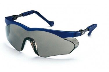 UVEX, 9197-266 SKYPER SX2 SPECTACLE, BLUE, LENS: GREY