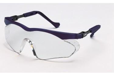 UVEX, 9197-817 SKYPER SX2 SPECTACLE, BLUE, LENS: CLEAR, CB