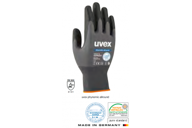 UVEX, MECHANICAL, PHYNOMIC ALLROUND, 60049