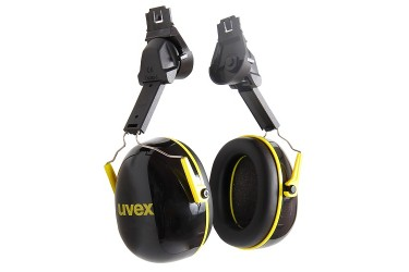 UVEX, EARMUFF, HELMET ATTACHMENT, K2H, 2600.202