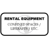 RENTAL : Confined Space Rental Equipment / Liferafts / etc