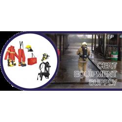 CERT Equipment Supply (Company Emergency Response Team)