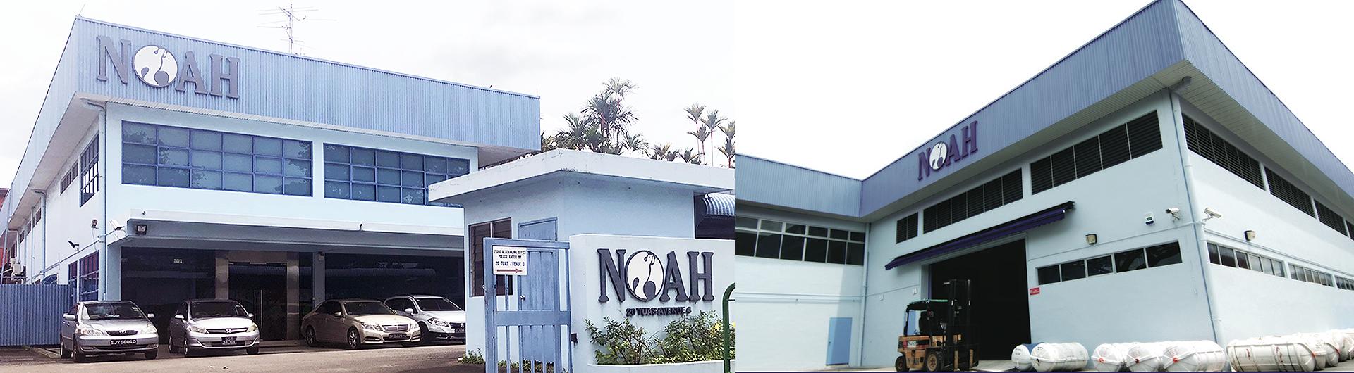Noah Building