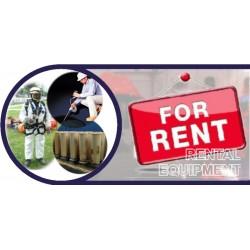 RENTAL : Confined Space Rental Equipment / Liferafts / etc